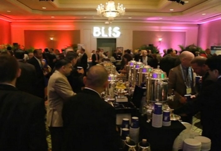 Crowd at BLIS 2012