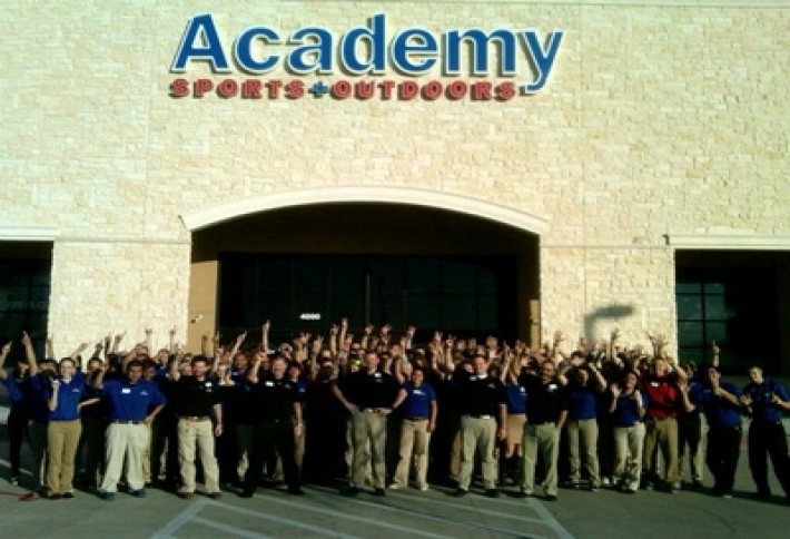 academy grand opening