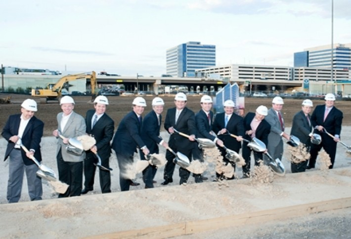 Energy Center III groundbreaking