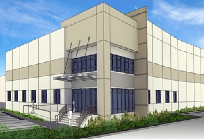 DCT Airtex Industrial Center- Rendering