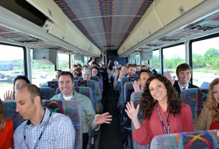 bus tour-group