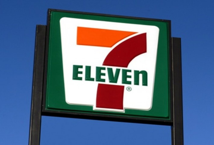 7-Eleven store at 5712 Skillman Street in Dallas.