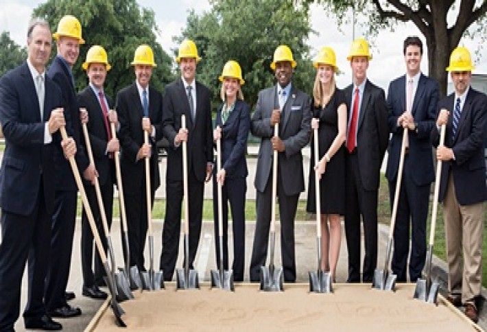 TC-Legacy groundbreaking
