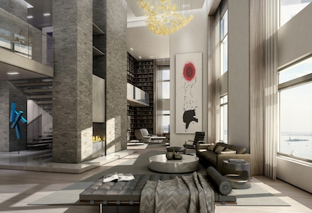 A famous person is buying this penthouse bisnow for New york apartment buy