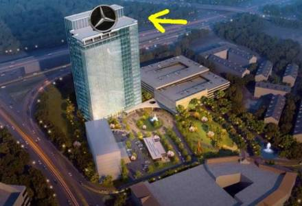Cousins and Ackerman to Build 200k SF Mercedes-Benz HQ?