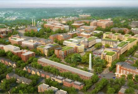 Massive Walter Reed Redevelopment to Break Ground Next Year
