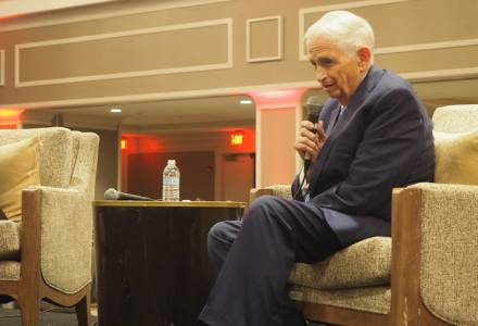Bill Marriott on Leadership, Eisenhower and Millennials