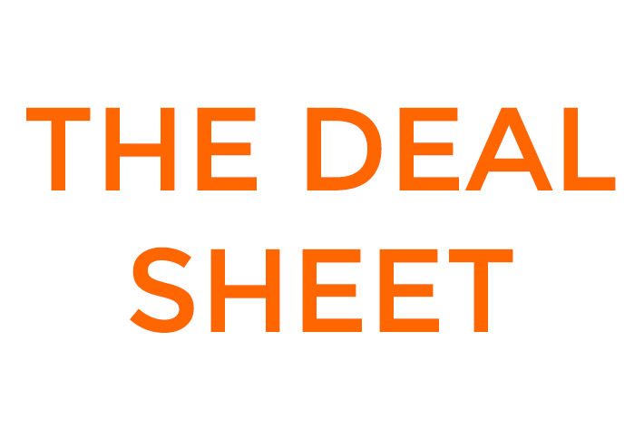 The Deal Sheet